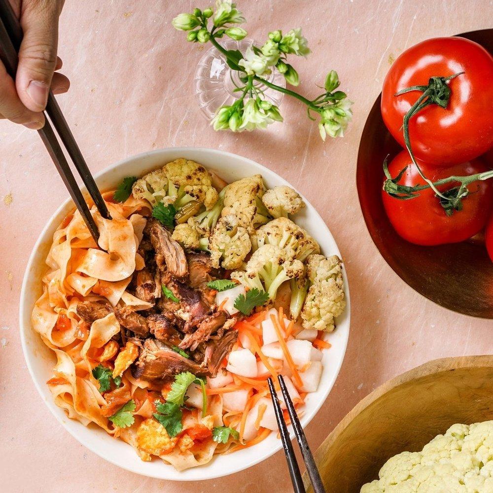 Northern Chinese cuisine at Junzi Kitchen