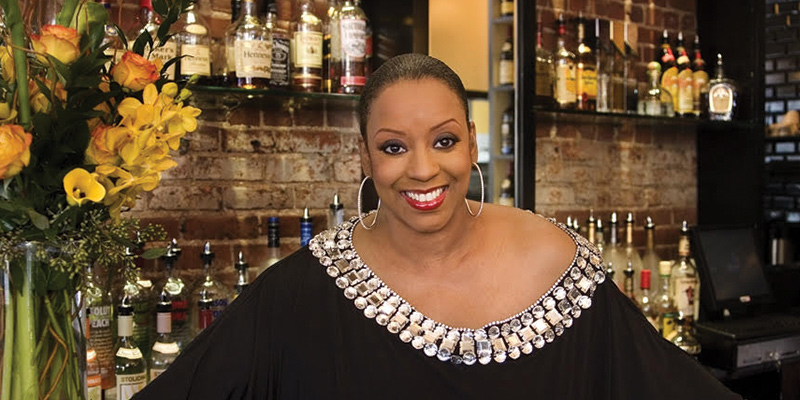 Melba Wilson, founder and chef at Melba's restaurant in Harlem, NYC.