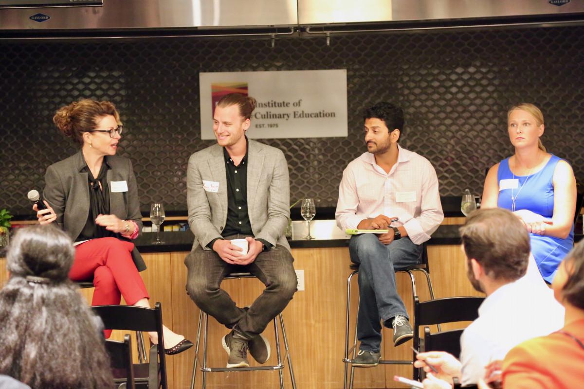 NYCHG Panelists discuss