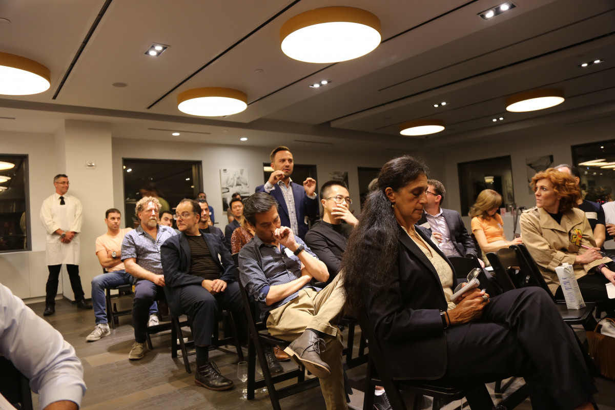 NYCHG Hosts a hospitality panel discussion at the Institute of Culinary Education in NYC