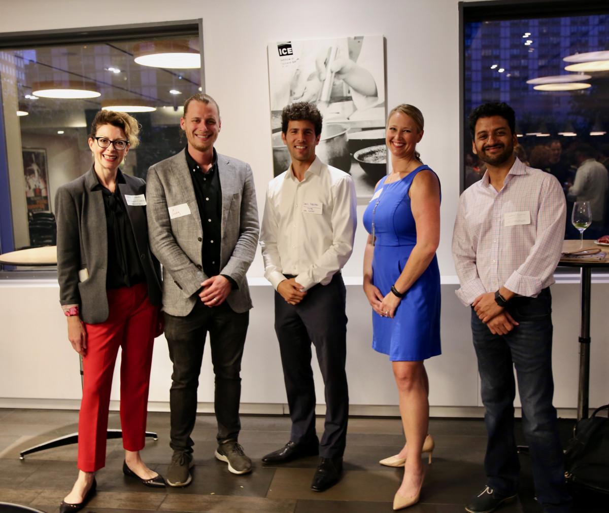 NYCHG Panelists